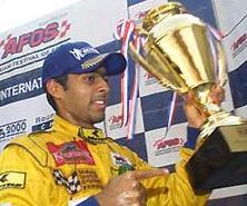 Karun Chandhok Awards Race Records