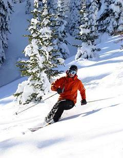 Skiing Ride