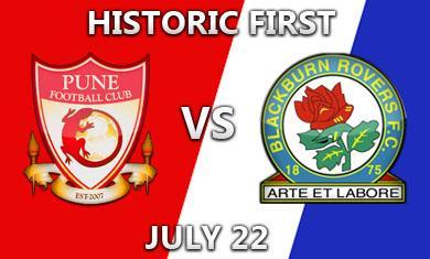 Blackburn v/s Pune FC