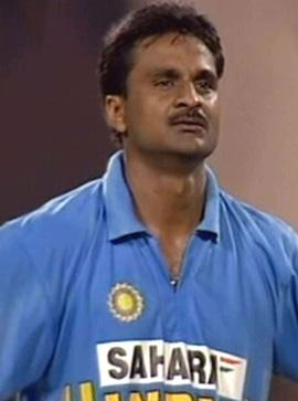 India Fast Bowler Srinath
