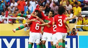 Portugal U 20 Team 2011