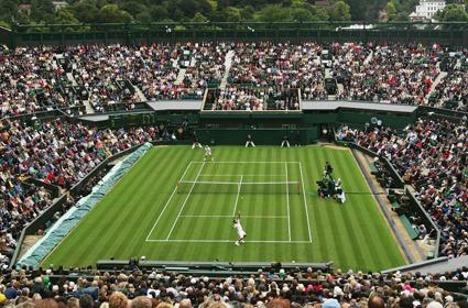 Wimbledon venue