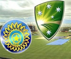 India vs Australia series 2011-2012