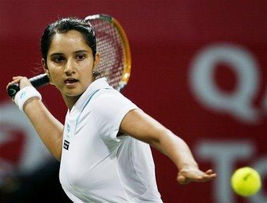 Profile and Biography of Sania Mirza, the Indian Tennis Beauty