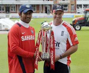 India England cricket series 2011