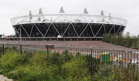 London Olympics 2012 Stadium: Olympic Stadium