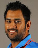 MS Dhoni Profile