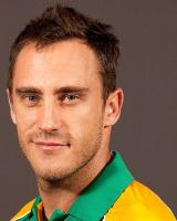 Biography of Faf du Plessis