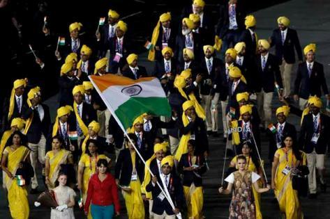 Indian players in London Olympics 2012 athletes