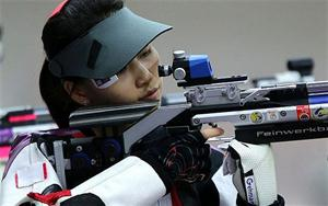 Chinese Shooter Yi Siling Profile and Biography